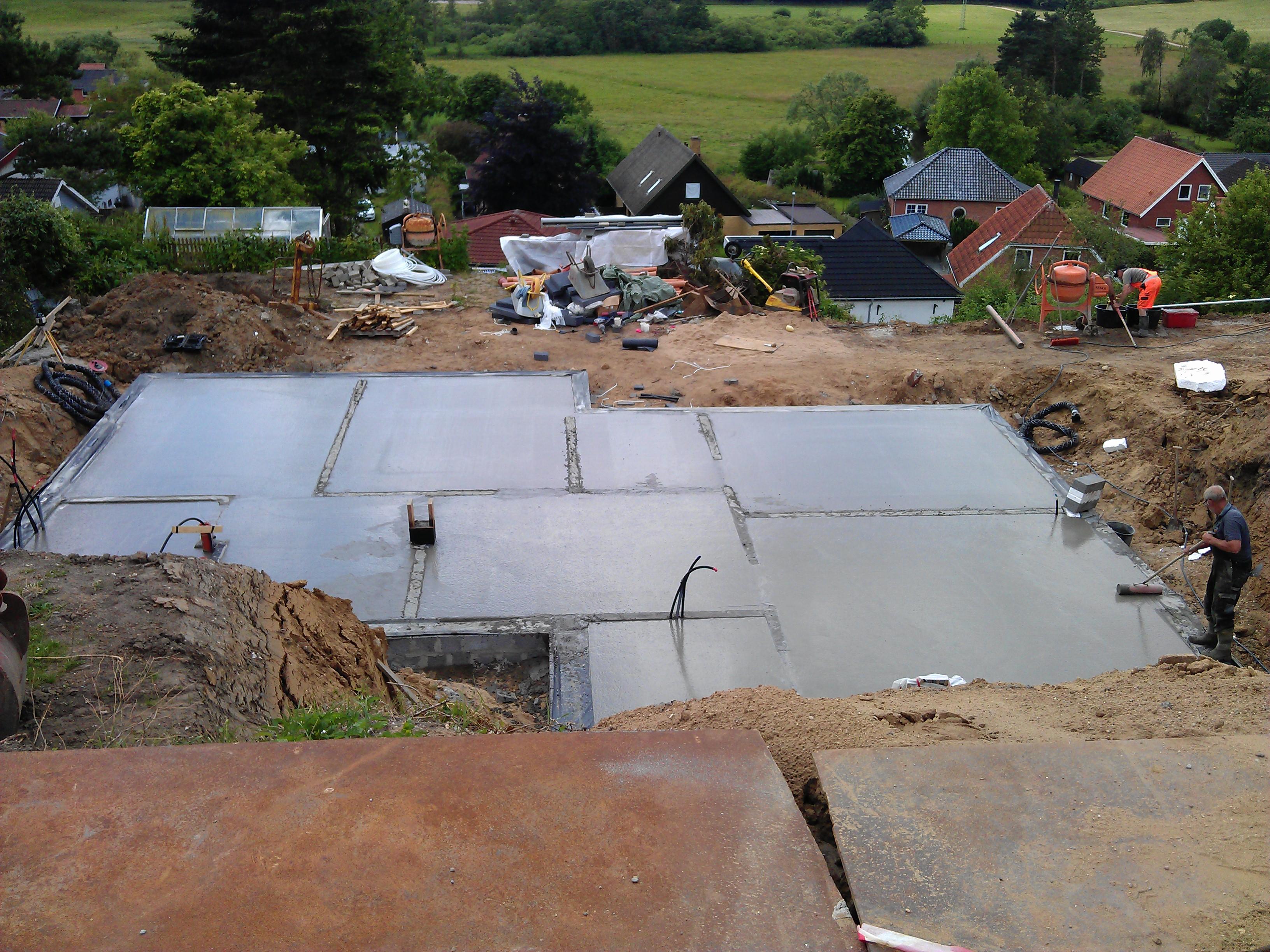 betonarbejde